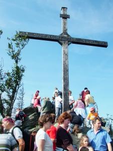 Peilstein - 50 Jahre Gipfelkreuz (Foto: Mike Grill)