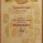 Staatsmeistertitel 2012